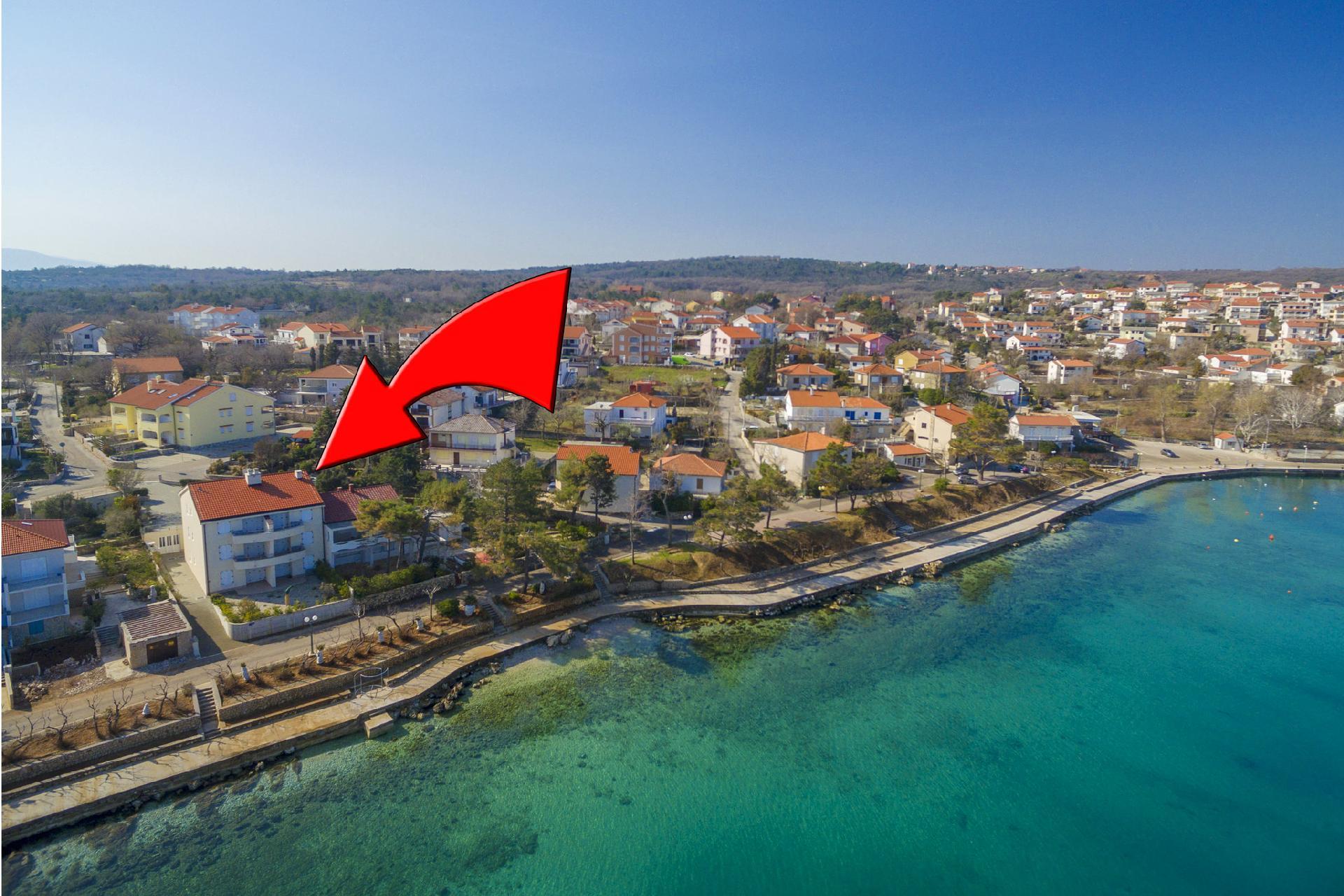 Ferienwohnung für 6 Personen ca. 60 m² i  in Kroatien
