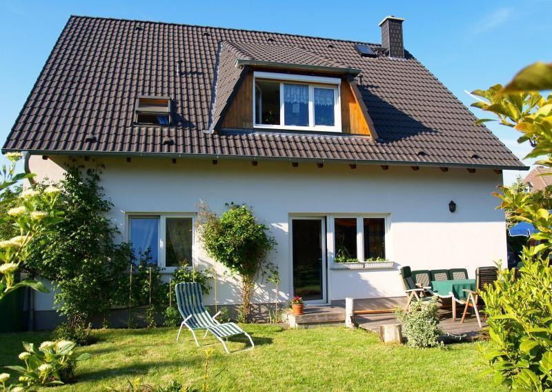 Ferienstudio mit Terrasse in ruhiger Lage