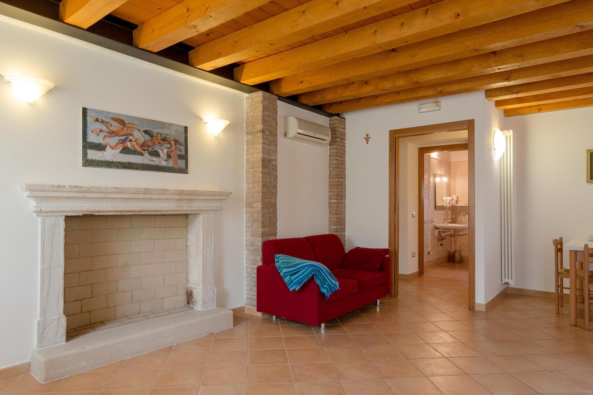 Ferienwohnung für 2 Personen ca. 42 m² i Bauernhof in Italien