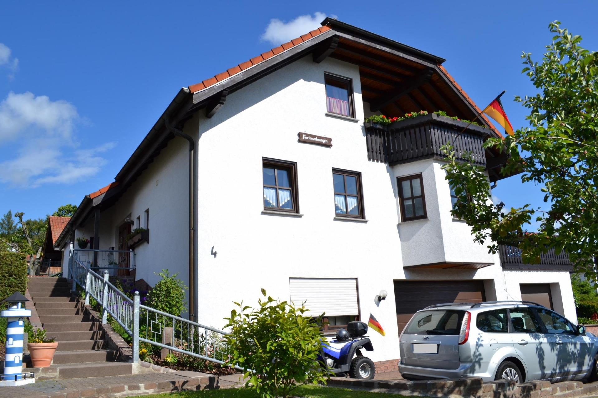 Ferienwohnung für 2 Personen  + 1 Kind ca. 45   Rhön Spessart