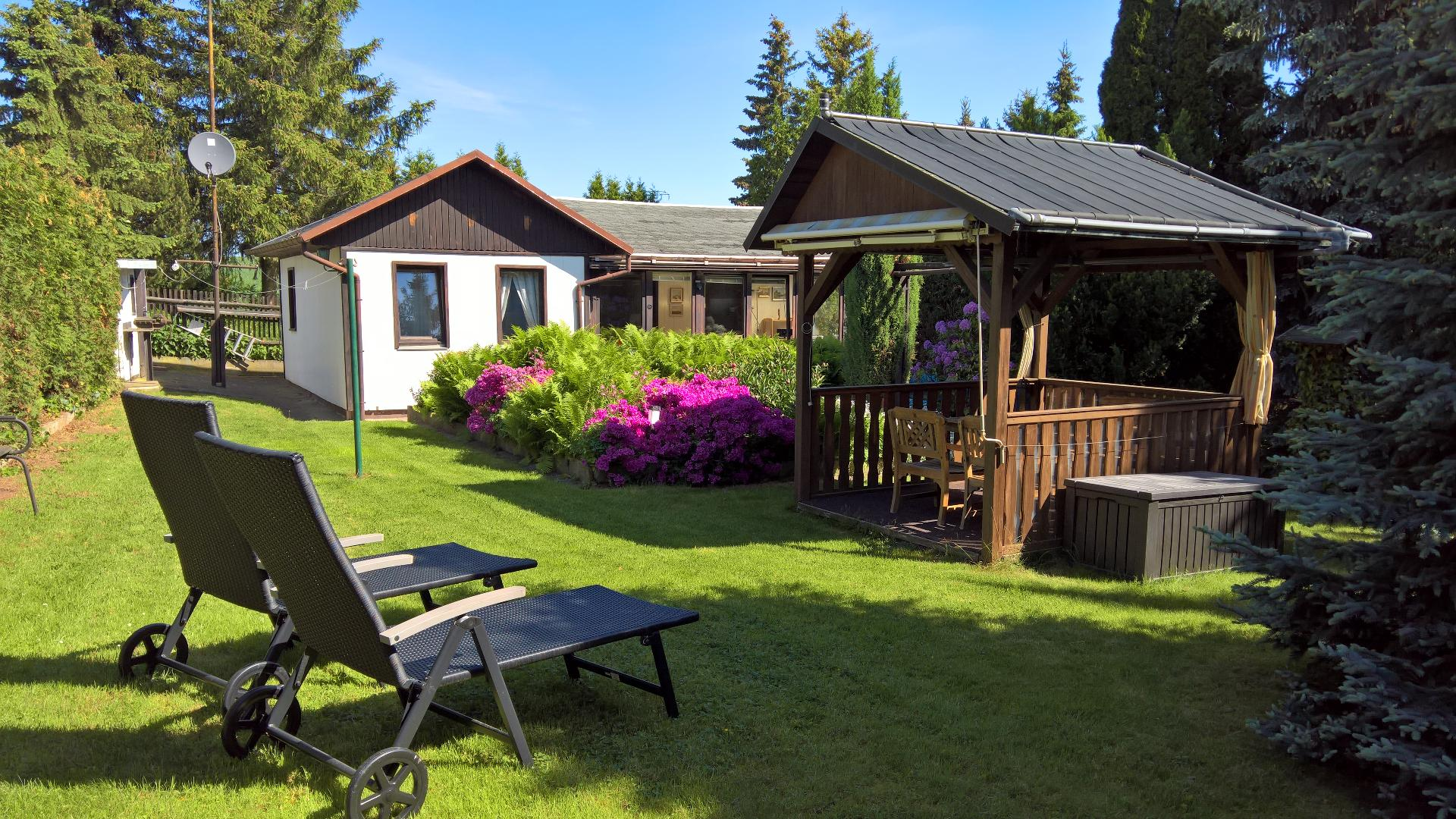 Ferienhaus für 2 Personen ca. 66 m² in M  in Sachsen