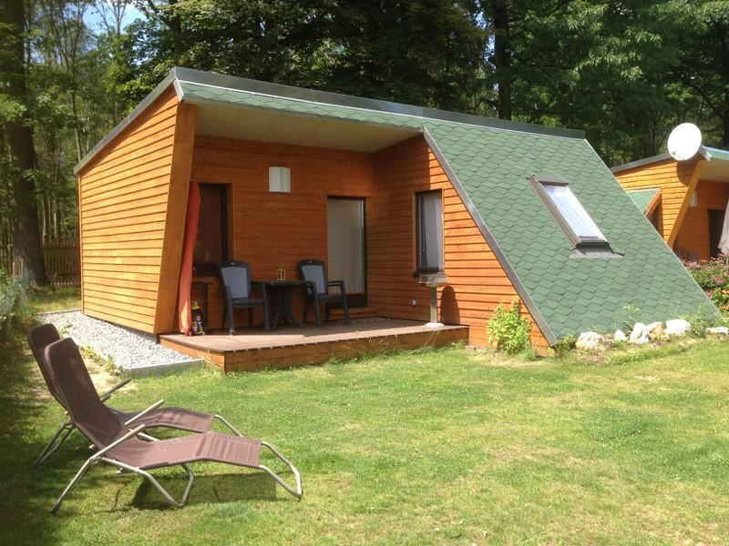Ferienhaus für 2 Personen  + 1 Kind ca. 47 m&  in Sachsen