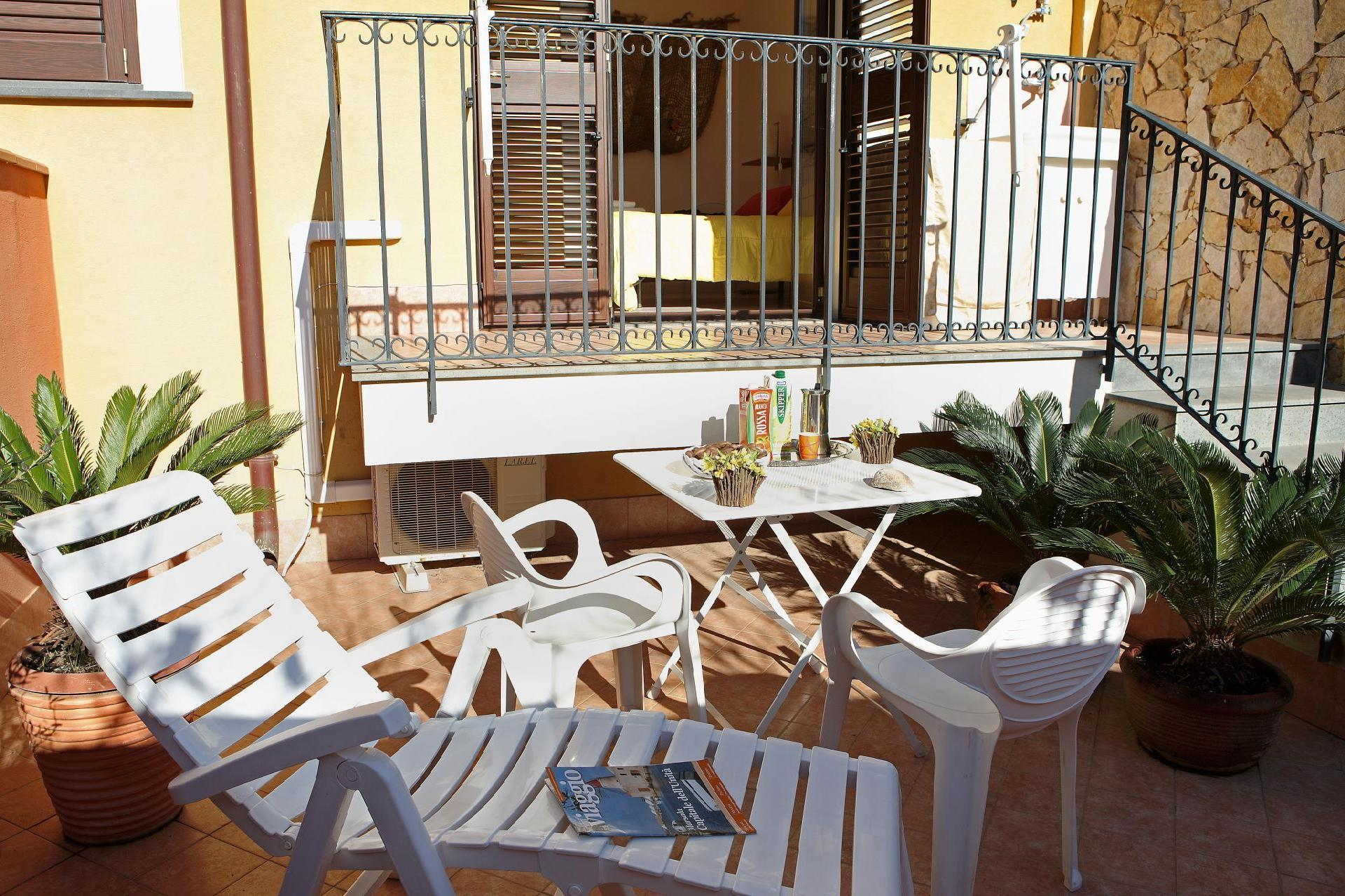 Sizilien Wohnungen für Ferien am Meer, in der  in Italien