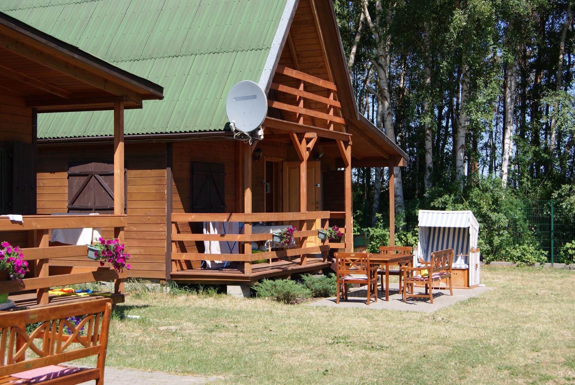 Ferienhaus für 4 Personen  + 2 Kinder ca. 58   in Polen