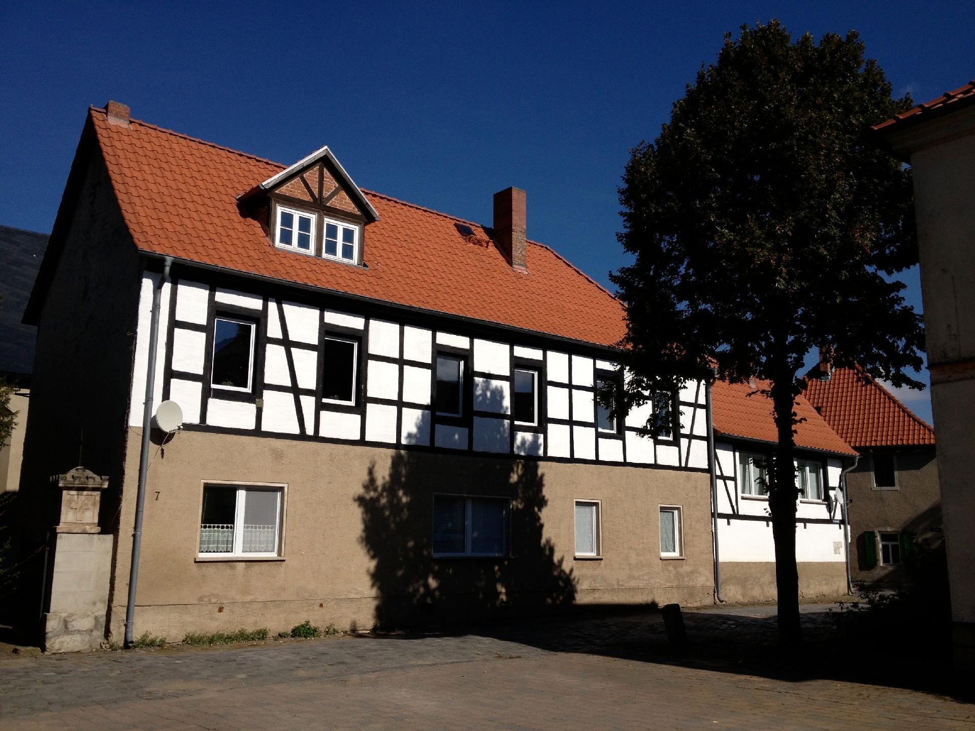 Urlaub zwischen Harz und Seeland - gemütliche