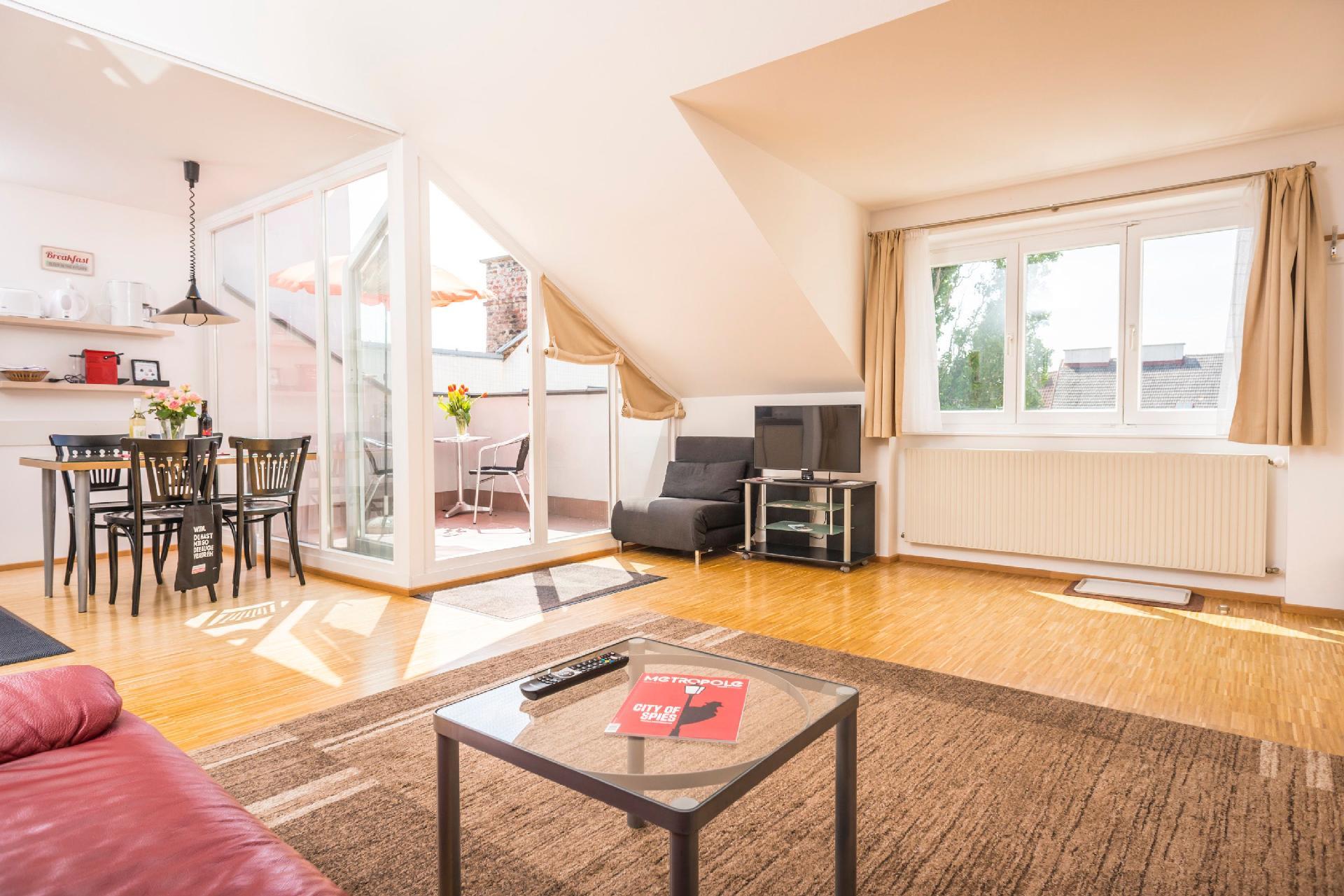 Ferienwohnung für 4 Personen ca. 50 m² i
