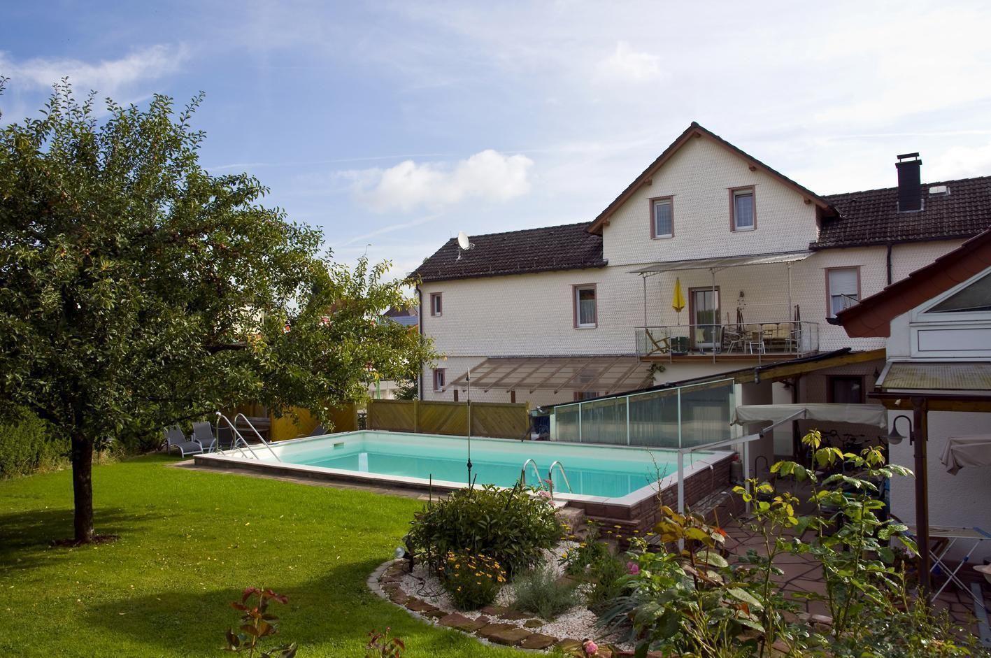 Ferienwohnung für 2 Personen ca. 45 m² i   Odenwald