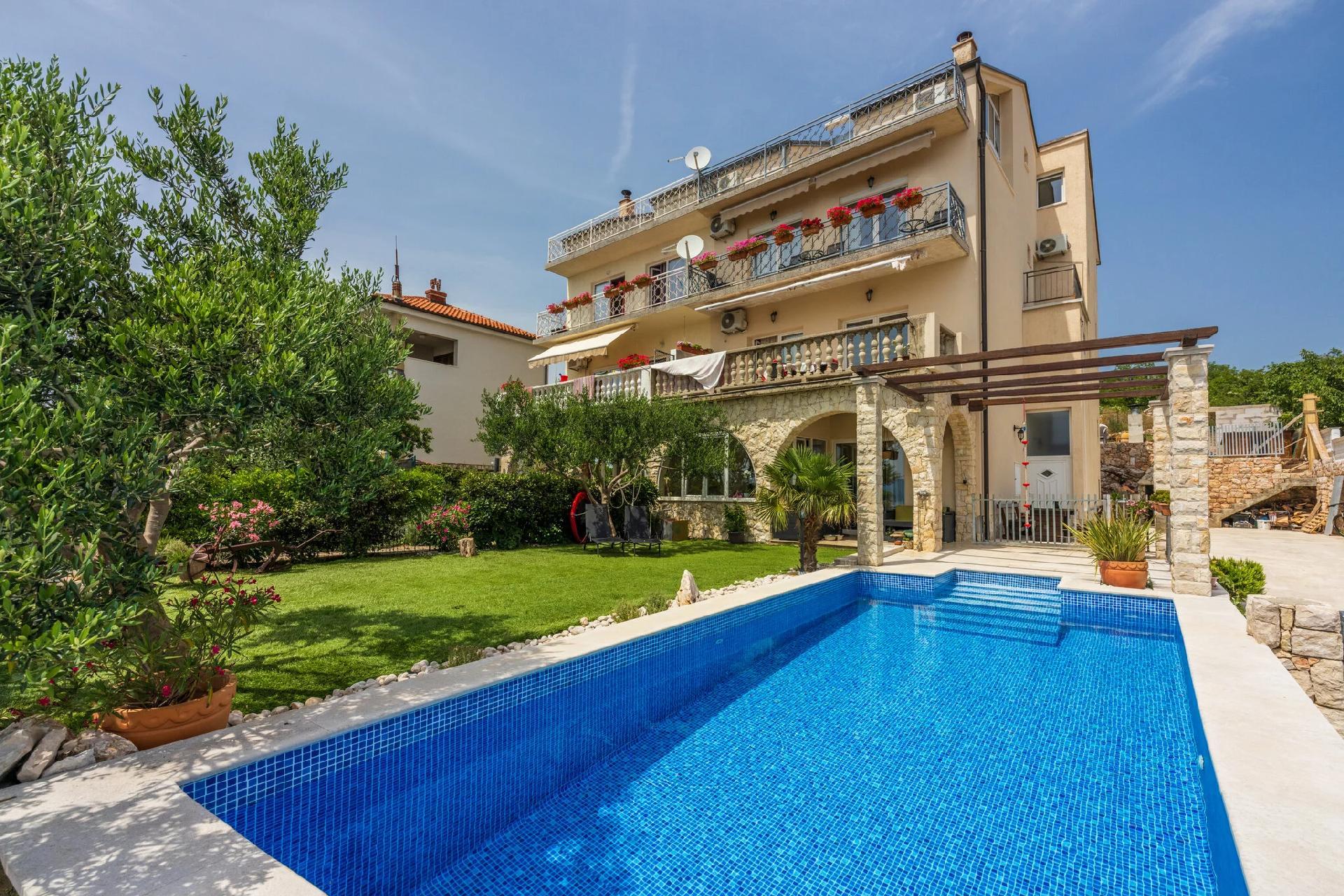 Ferienwohnung für 7 Personen ca. 80 m² i  in Kroatien