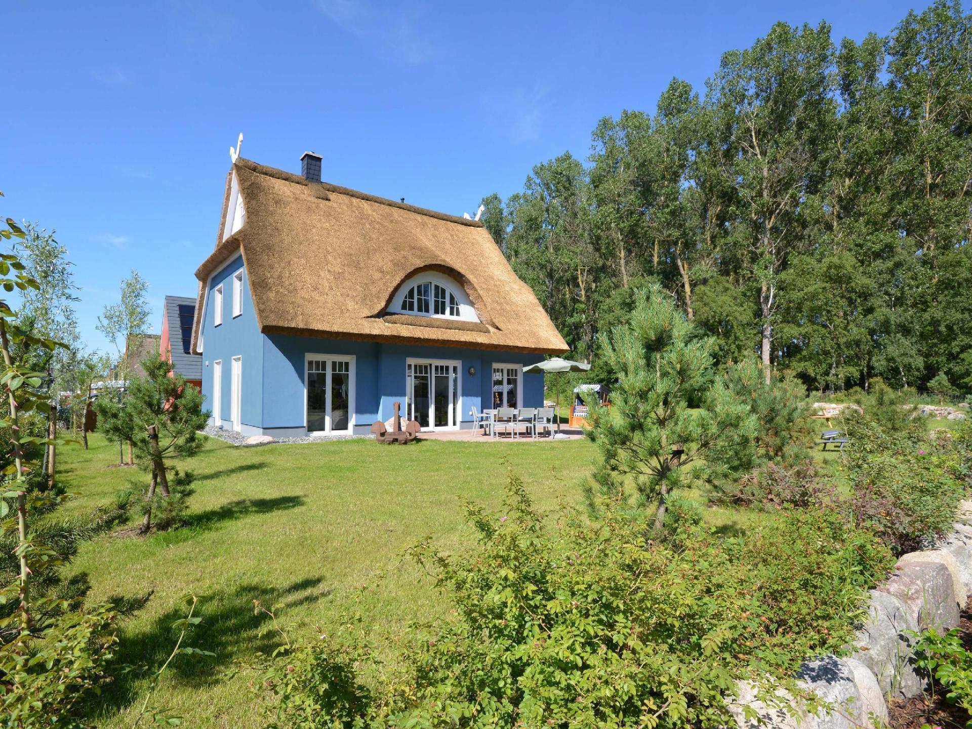 Ferienhaus für 8 Personen ca. 154 m² in   auf Rügen