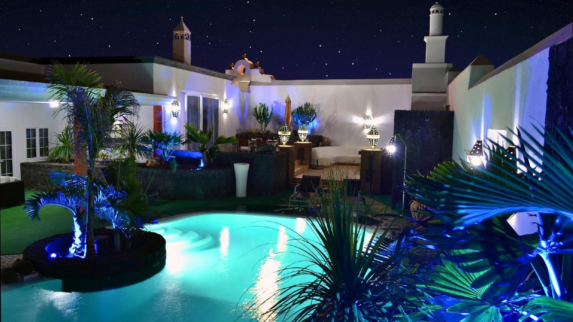 Ferienhaus für 7 Personen  + 1 Kind ca. 200 m   Lanzarote