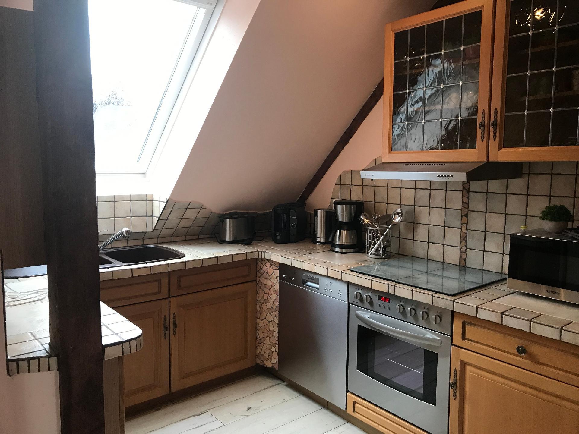 Ferienwohnung für 3 Personen  + 1 Kind ca. 80  in Sachsen