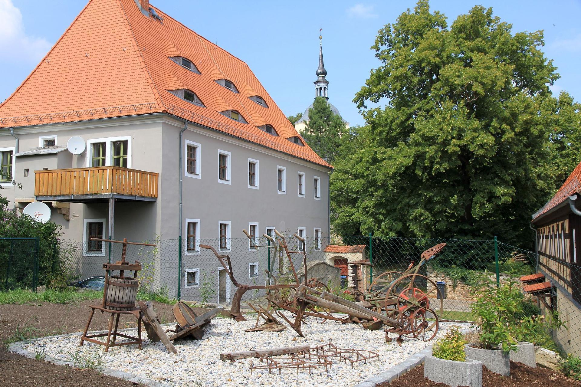 Ferienwohnung für 3 Personen ca. 54 m² i  in Sachsen