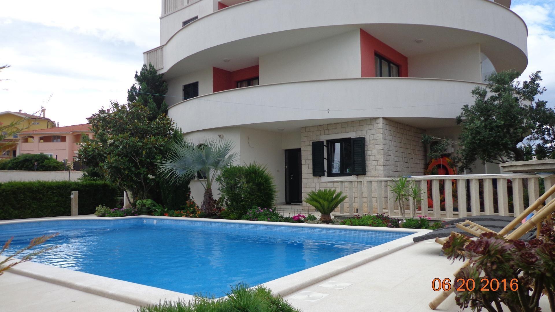 Ferienwohnung für 5 Personen ca. 90 m² i  in Kroatien