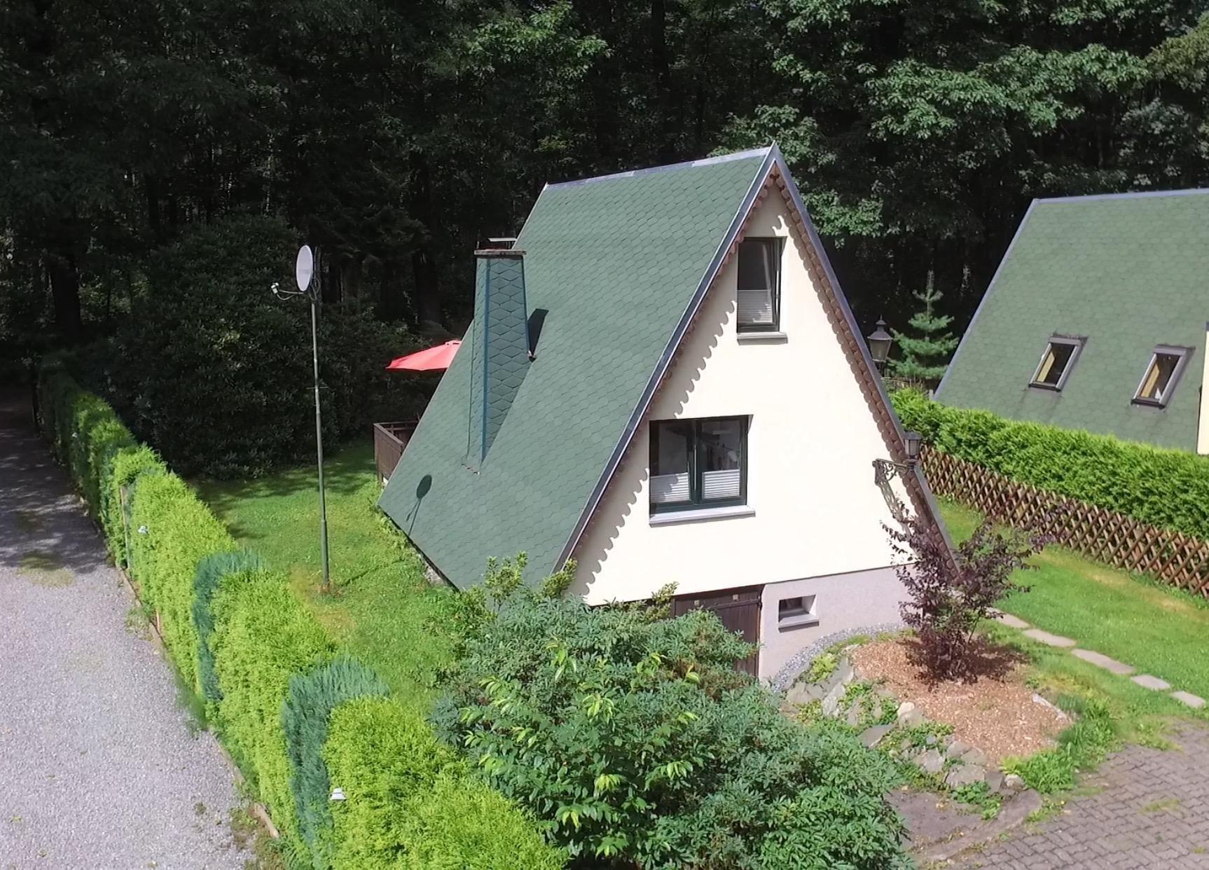 Ferienhaus für 2 Personen  + 1 Kind ca. 40 m&  in Sachsen